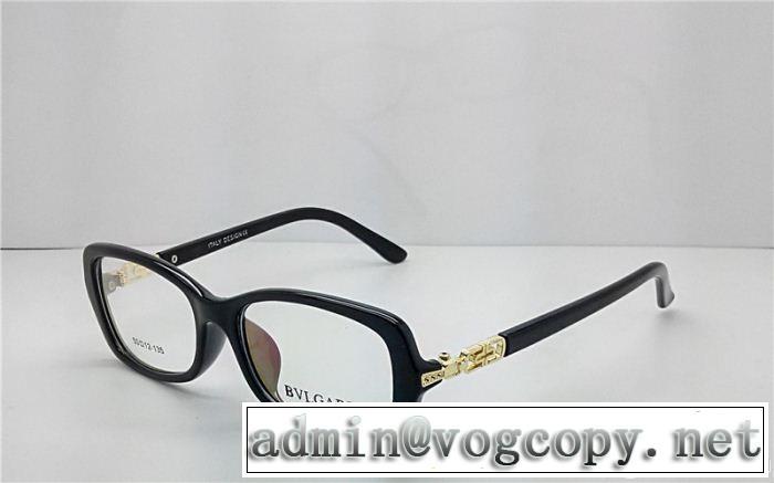 人気が爆発 2014秋冬 bvlgari ブルガリ 透明サングラス 眼鏡のフレーム