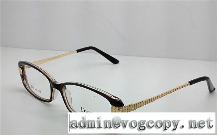 美品! 2014秋冬 dior ディオール 透明サングラス 眼鏡のフレーム