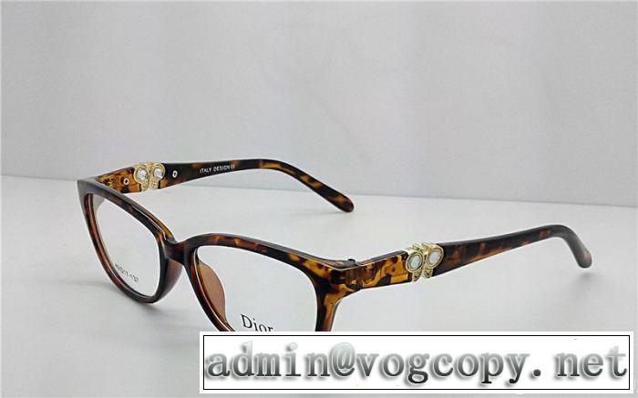 SALE開催 2014秋冬 dior ディオール 透明サングラス 眼鏡のフレーム