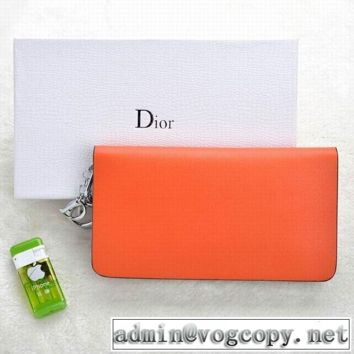 SALE開催 2014 dior ディオール レディース財布