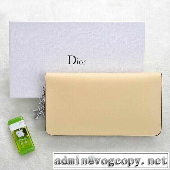 人気が爆発 2014 dior ディオール レディース財布