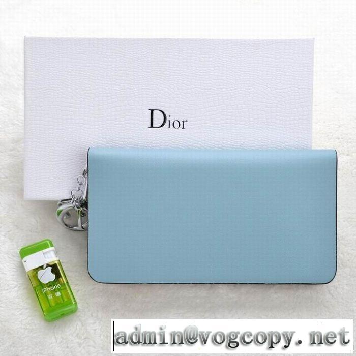 上質 2014 dior ディオール レディース財布