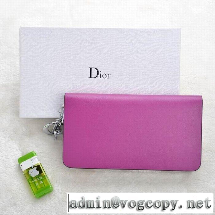 格安! 2014 dior ディオール レディース財布