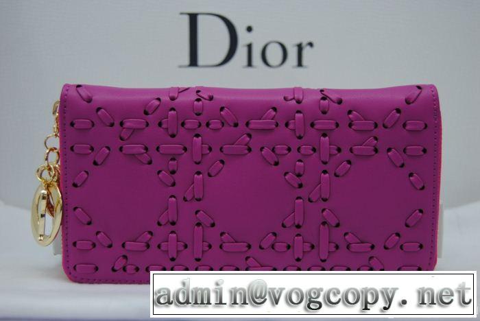 存在感◎ 2014 dior ディオール レディース財布 cd2841