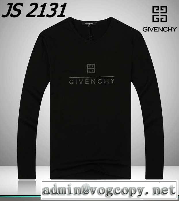 2014秋冬値下げ!GIVENCHY ジバンシー 長袖 tシャツ 3色可選