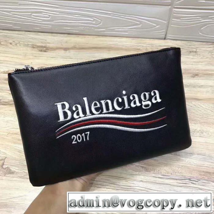 ビジネスケース 一味違うケーブル編みが魅力満点 バレンシアガ BALENCIAGA 2017新作