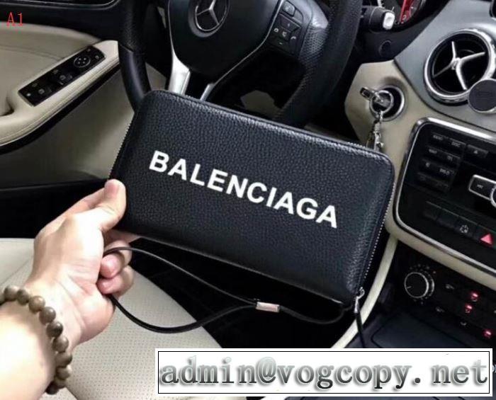 2018爆発的な人気 バレンシアガ BALENCIAGA 長財布