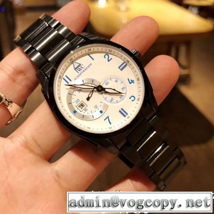今季新作登場インターナショナルウォッチ カン個性的なモデル IWC 男性用腕時計 2色可選