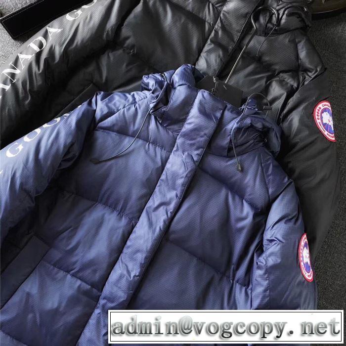 ダウンジャケット カナダグース Canada Goose  2019秋のファッショントレンドはこれ2色可選 秋冬から人気継続中