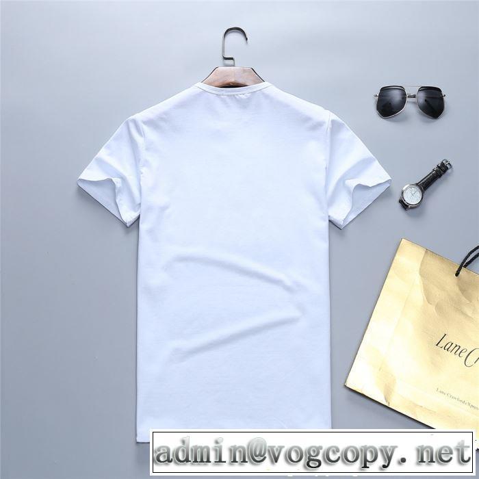 今から夏まで活躍する LOUIS VUITTON ルイ ヴィトン 半袖Tシャツ 2色可選 大人カジュアル夏ファッション2019