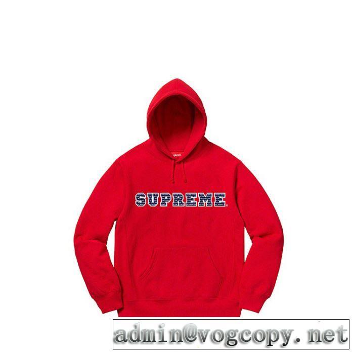 おススメの秋冬アイテムをCHECK 多色可選  パーカー2019秋、イチオシ上品 Supreme The Most Hooded Sweatshirt