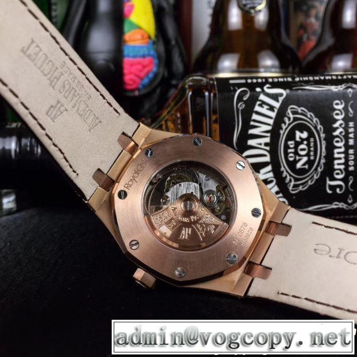 夏気分UP最新コレクション AUDEMARS PIGUET オーデマ ピゲ 腕時計 多色選択可 《2019年》今、注目のストリート