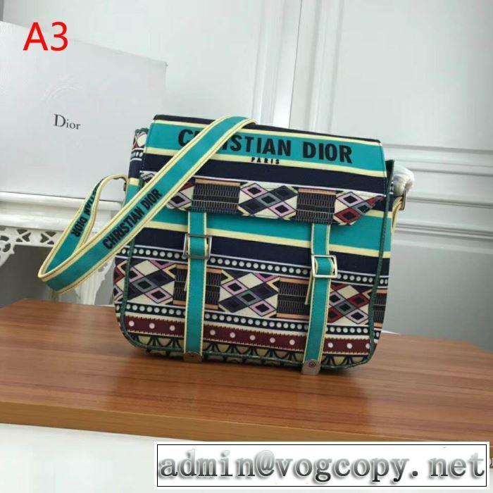 オシャレ印象で人気の高い おしゃれな夏ファッション2019 ディオール DIOR ハンドバッグ 多色可選