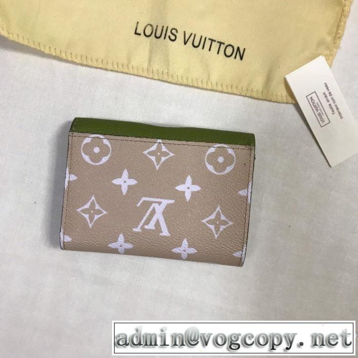 2019年の春夏に着たい クラシカルな雰囲気 ルイ ヴィトン LOUIS VUITTON 財布 4色可選
