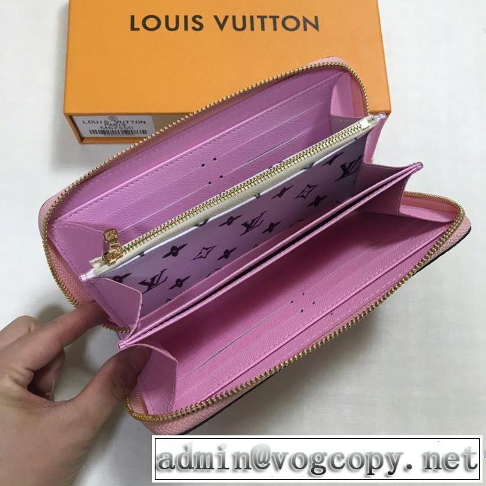 夏っぽさ新作アイテム ルイ ヴィトン LOUIS VUITTON 財布 3色可選 春夏の流行り2019新品