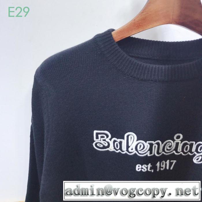 バレンシアガ BALENCIAGA 2019年夏の一押しファッションアイテム プルオーバーパーカー  リッチな印象に