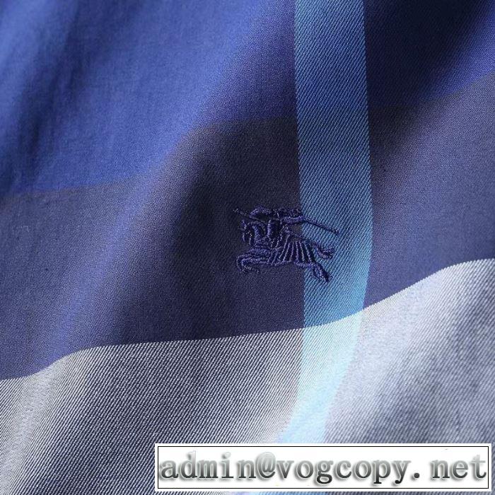 おしゃれに秋を迎えるために 多色可選 価値大の2019SS秋冬アイテム BURBERRY バーバリー シャツ