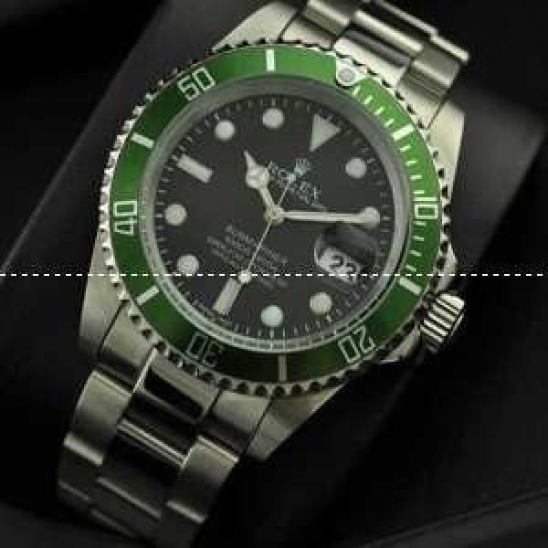 ROLEX ロレックス サブマリーナ メンズ腕時計 自動巻き 3針クロノグラフ 日付表示 夜光効果 40.30mm 回転ベゼル