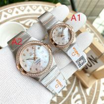 オメガ 時計 2021年人気のアイテム新品 OMEGA 腕時計 コピー カップルの腕時計 特に話題なの上品