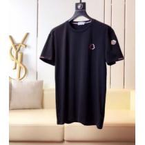 2020年春夏コレクション 半袖Tシャツ 2色可選 注目されている モンクレール MONCLER 注目度が上昇中vogcopy.net sn:WDiueu-1