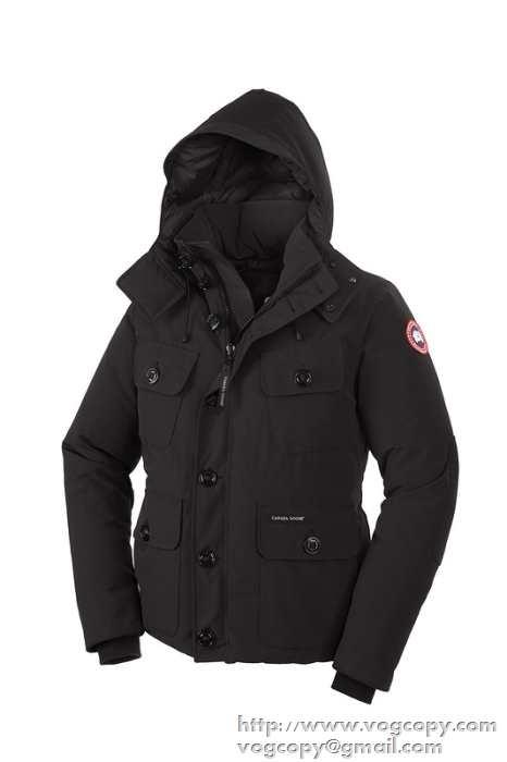満点 2015秋冬 Canada Goose 軽くて暖かい ダウンジャケット 5色可選