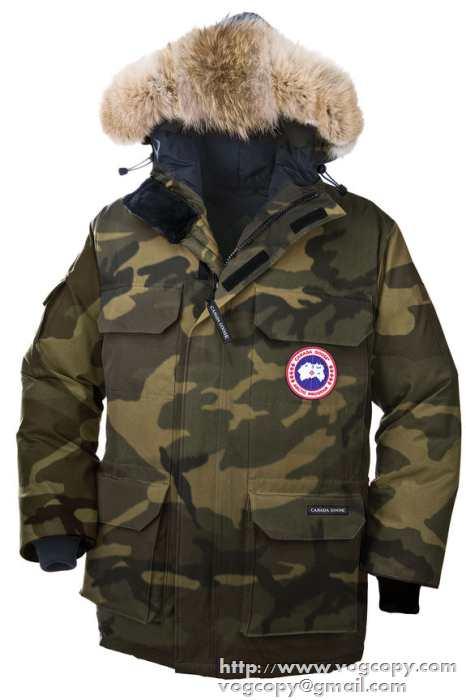 高い保温力  2015秋冬 Canada Goose 高品質 ダウンジャケット