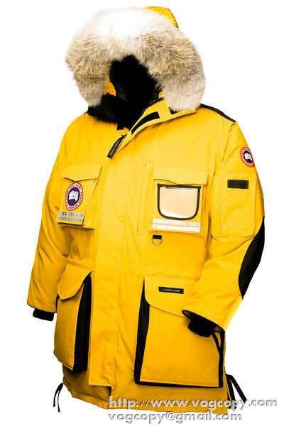 高い保温性 2015秋冬 Canada Goose 優雅なダウンジャケット 6色可選