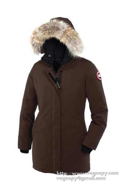 超人気 2015秋冬 Canada Goose ダウンジャケット 6色可選 スタイル良く見える