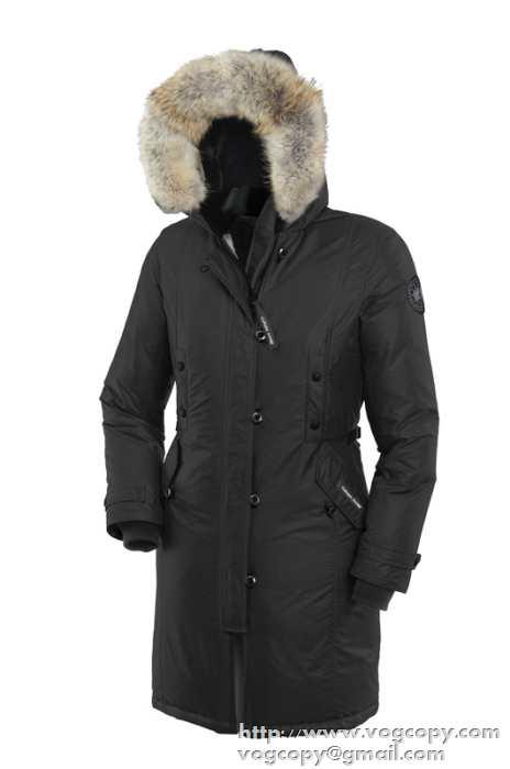高い保温力 2015秋冬 Canada Goose 上質 ダウンジャケット ロング 3色可選