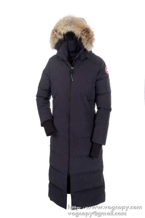 軽くて温かな着心地 2015秋冬 Canada Goose ダウンジャケット ロング 7色可選