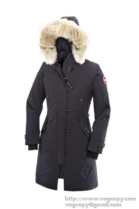 上質 2015秋冬 Canada Goose ダウンジャケット 耐久性ある ロング  6色可選