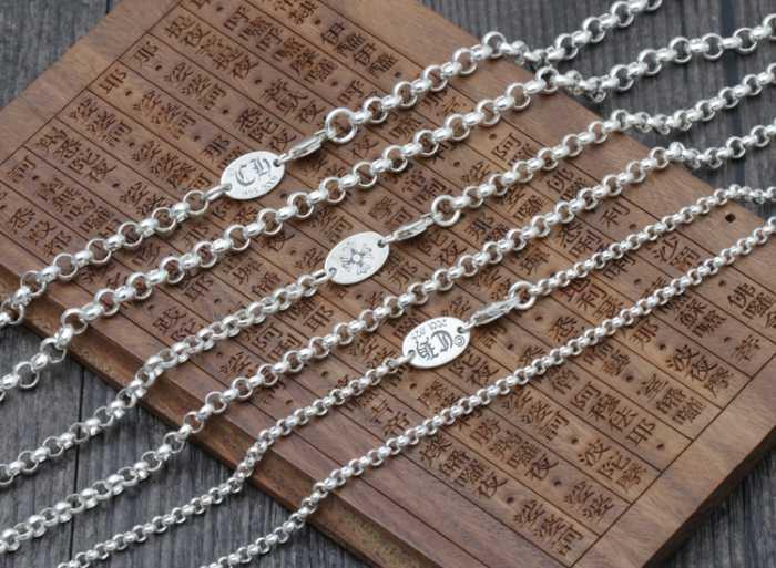 2016 お買い得品 クロムハーツ CHROME HEARTS シルバー925 ネックレス