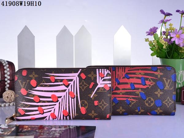 首胸ロゴ ルイ ヴィトン 2016 レディース財布