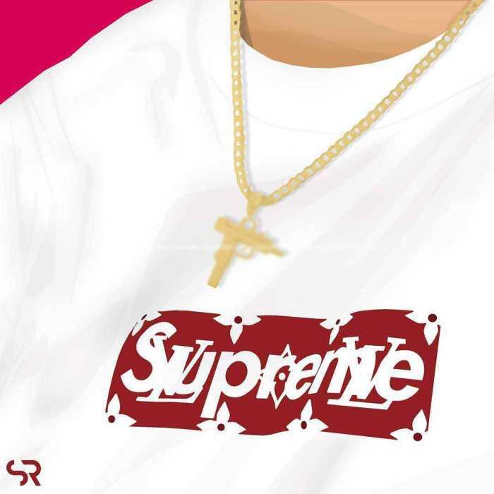 最適な優しい肌触りSupreme Monogram box logo bogo Tee 人気が爆発 シュプリームスーパーコピー 快適な半袖Tシャツ 2色可選.